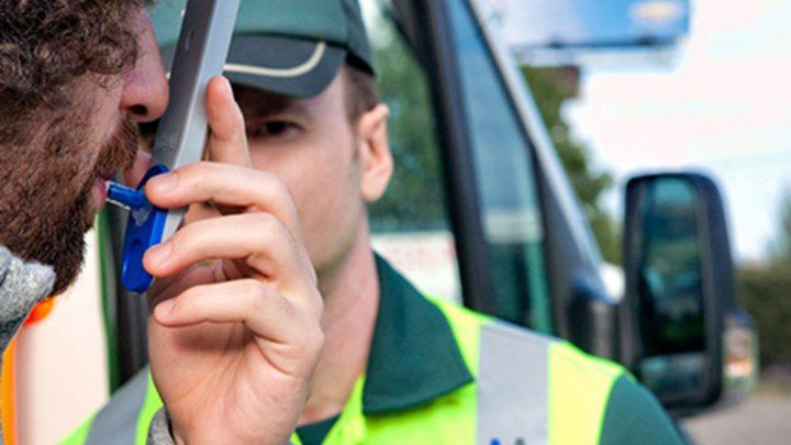 Multas por conducir con presencia de drogas 2020