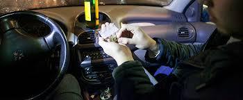 Conducción y drogas, cifras preocupantes