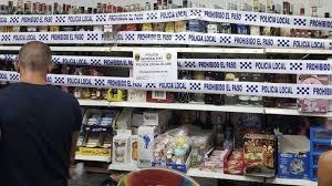 Tres locales precintados por vender alcohol a menores y diez denuncias por  incumplir el horario - Información