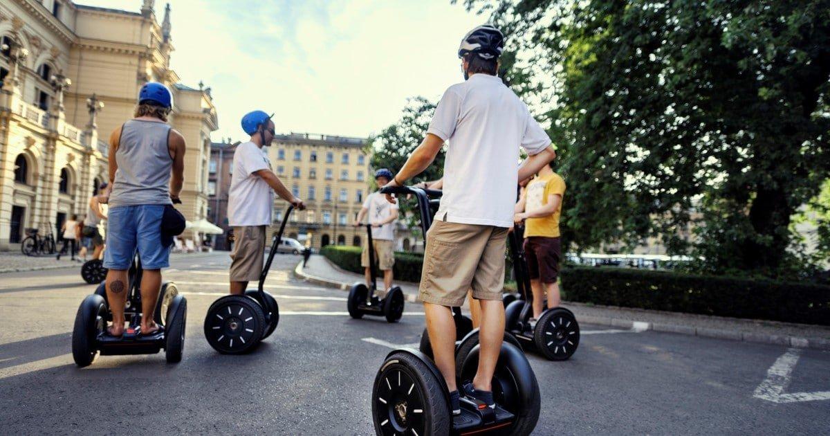 Vehículo de movilidad personal